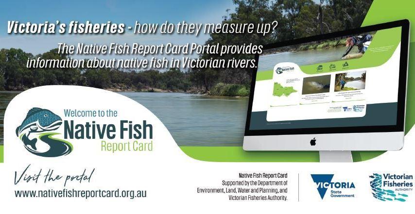 The Native Fish Report Card portal