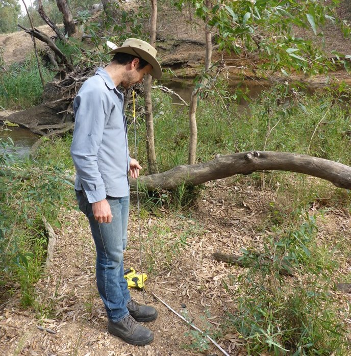 Monitoring the effects of environmental water on riparian vegetation