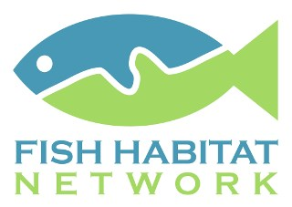 Fish habitat network logo