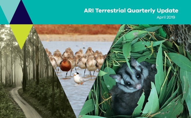Terrestrial Quarterly Update 2019 April